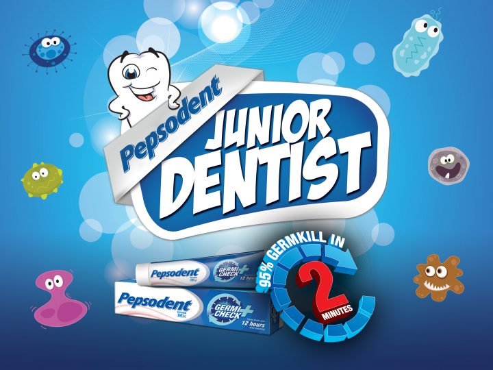 Pepsodent Junior Dentist